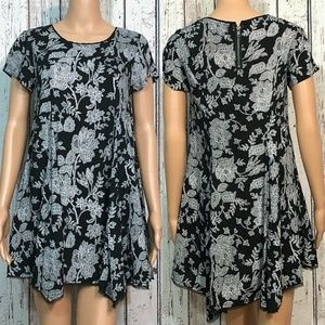 Urban Outfitters Silence Noise Floral Swing Dress